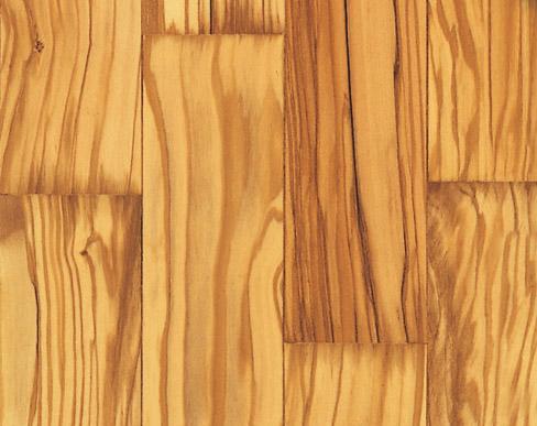 Pavimenti in legno di Olivo