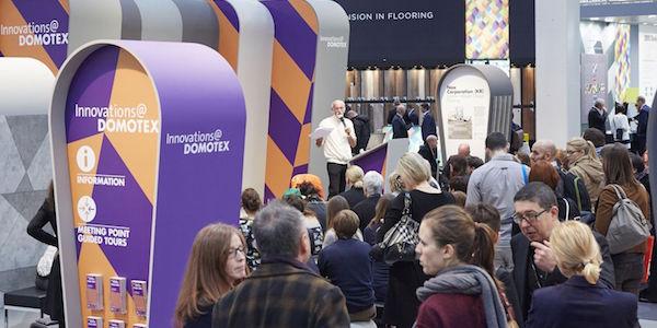 F30, Innovations@DOMOTEX, Talks
