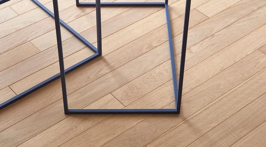 Pavimenti in legno prefiniti linea i gessi garbelotto - Posa piastrelle a correre ...