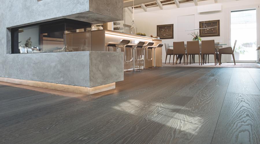 Pavimenti in legno prefiniti facili da posare e subito for Pavimenti per esterni in legno