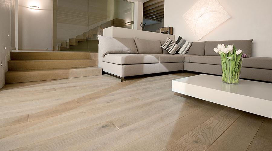 Pavimenti In Legno Rovere : Pavimenti in legno prefiniti: facili da posare e subito calpestabili
