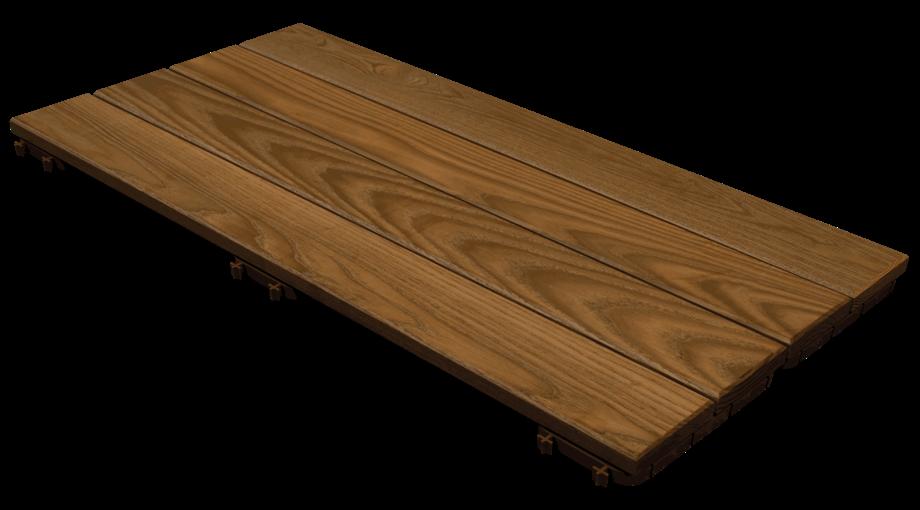 Pavimenti in legno da esterno della linea decking garbelotto e master floor garbelotto - Terrazze in legno da esterno ...