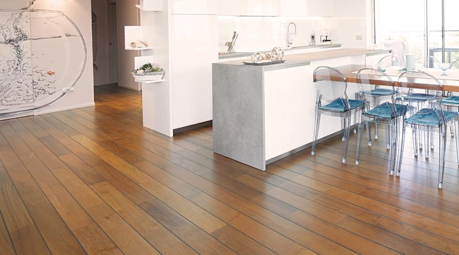 Pavimenti in legno garbelotto - Battiscopa per cucine ...