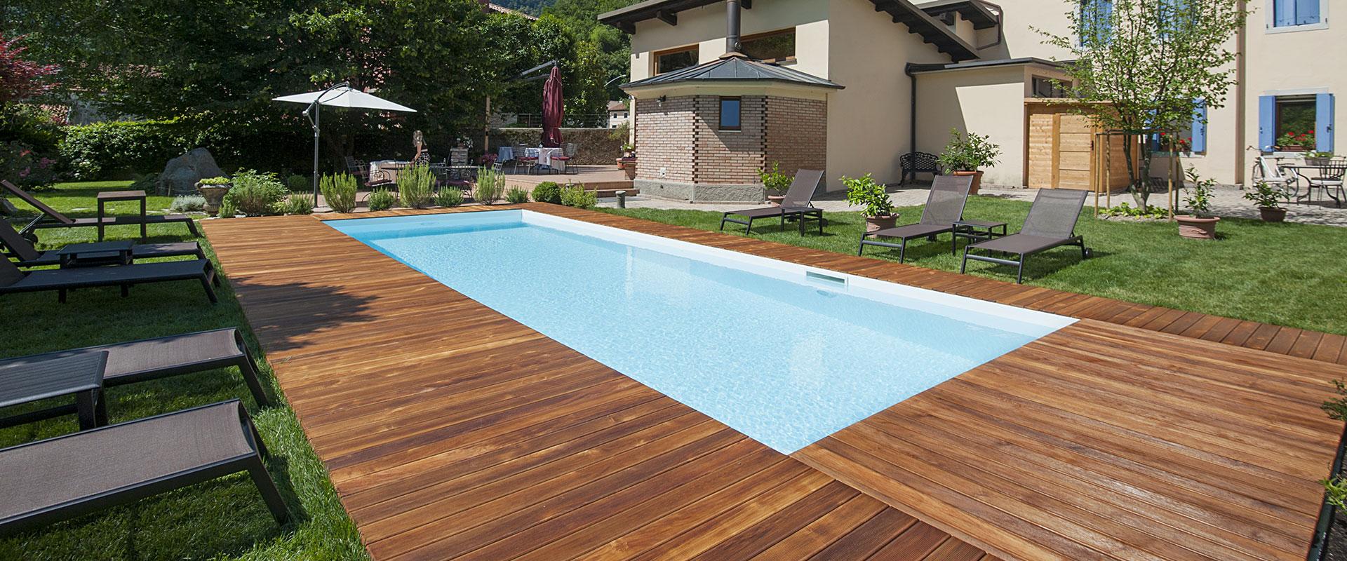 Gallery Outdoor: Pavimento in Legno per terrazze, giardini, verande ...